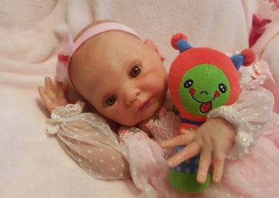 bebe reborn Suze de la escultora Adrie stoete