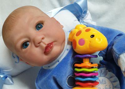 bebe reborn Mio hacer click en la foto