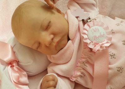 bebes reborn Levi de la escultora Bonnie Brown