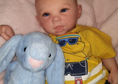 bebe reborn Rayne hacer click en la foto