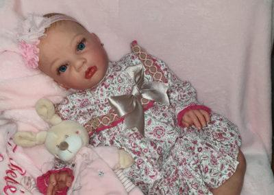 bebe reborn Lenya